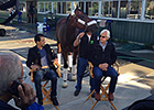 Belmont Stakes: American Pharoah on the Today Show