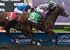Ami's Holiday Captures Grey Stakes