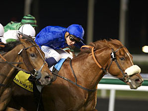 Anatolian wins the 2013 Dubai Duty Free Full of Surprises.