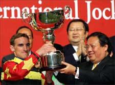 German Starke Wins Second Hong Kong Title
