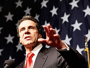 NY OTB Parlor Measure in Governor's Hands