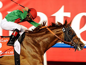 Slideshow: Dubai World Cup Day 2013