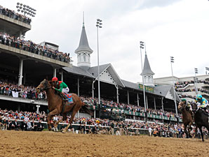 Derby TV Ratings Fall 12 Percent