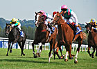 Announce Leads Sweep for Juddmonte in Romanet