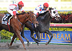 Apriority Wins Mr. Prospector Despite Stumble