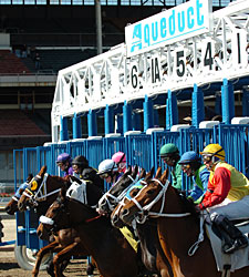 Aqueduct to Change Post Time