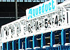 Aqueduct Cancels Live Racing Card Feb. 13
