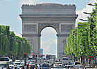 Slideshow: Scenes of the Arc de Triomphe