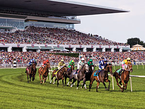 Wagering Improves at Arlington Park