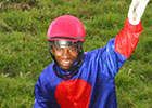 A Jockey Challenge with 'Bling'