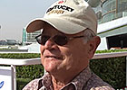 Dubai World Cup - Art Sherman