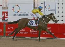 Asiatic Boy Overpowers UAE Derby Field