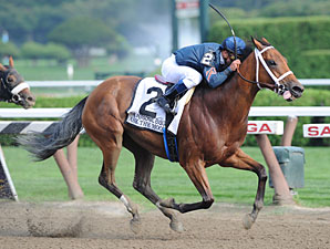 Ask the Moon wins the 2011 Personal Ensign.