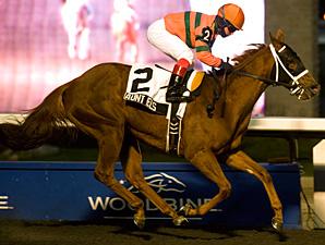Aunt Els wins the Ontario Lassie Stakes.