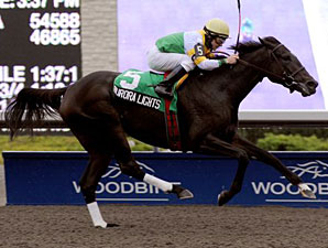 Selene Stakes: Aurora Lights Steals the Show