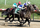 Well-Traveled Awesome Bet Tops Zia Park Derby
