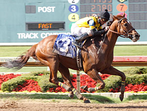 Awesome Gem, Astrology in Iowa Stakes