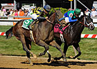 Awesomemundo&#39;s Big Kick Wins DuPont Distaff