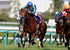 Ayusan Digs In to Win Japan&#39;s Oka Sho