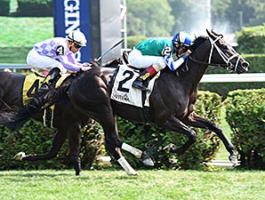 Azar Captures With Anticipation Stakes