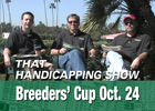 THS: Breeders' Cup Oct. 24