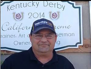 BC 2014: Alan Sherman: California Chrome Work