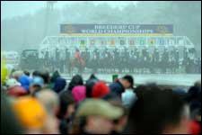 Wagering in First Breeders' Cup Day Shatters Monmouth Record