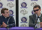 BC 2012 - Juvenile Turf Press Conference