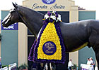 Friday Breeders' Cup Crowd, Handle Decline