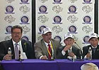 BC 2012 - Turf Press Conference