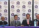 BC 2012 - Turf Sprint Press Conference