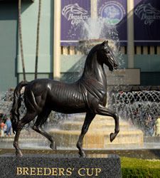Breeders' Cup Approves Strategic Plan