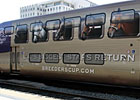 Metrolink on Board With Breeders' Cup