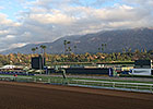 Quiet Morning for Breeders' Cup Day 1