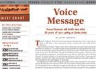 West Coast Regional: Voice Message
