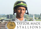 Belmont Stakes Interview - Rajiv Maragh