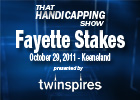 THS: Fayette Stakes 2011
