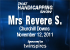 THS: Mrs Revere Stakes 2011