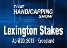 THS: Lexington Stakes and Illinois Derby
