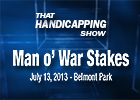 THS: Man o' War Stakes and Virginia Derby