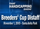 THS: The Breeders' Cup Distaff