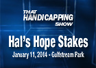 That Handicapping Show: Hal's Hope Stakes