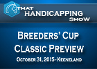 THS: Breeders' Cup Classic Preview