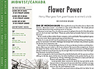 Midwest/Canada Regional: Flower Power