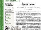 Midwest/Canada Regional: Flower Power