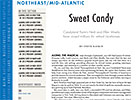 Northeast/Mid-Atlantic Regional: Sweet Candy