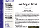 Southwest Regional: Investing in Texas