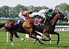 Baletti, Dynaslew Win Turf Stakes at Belmont