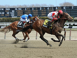 Battier wins the 2013 Fit to Fight Stakes.