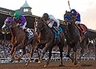 Breeders' Cup Handle Totaled $159.1 Million